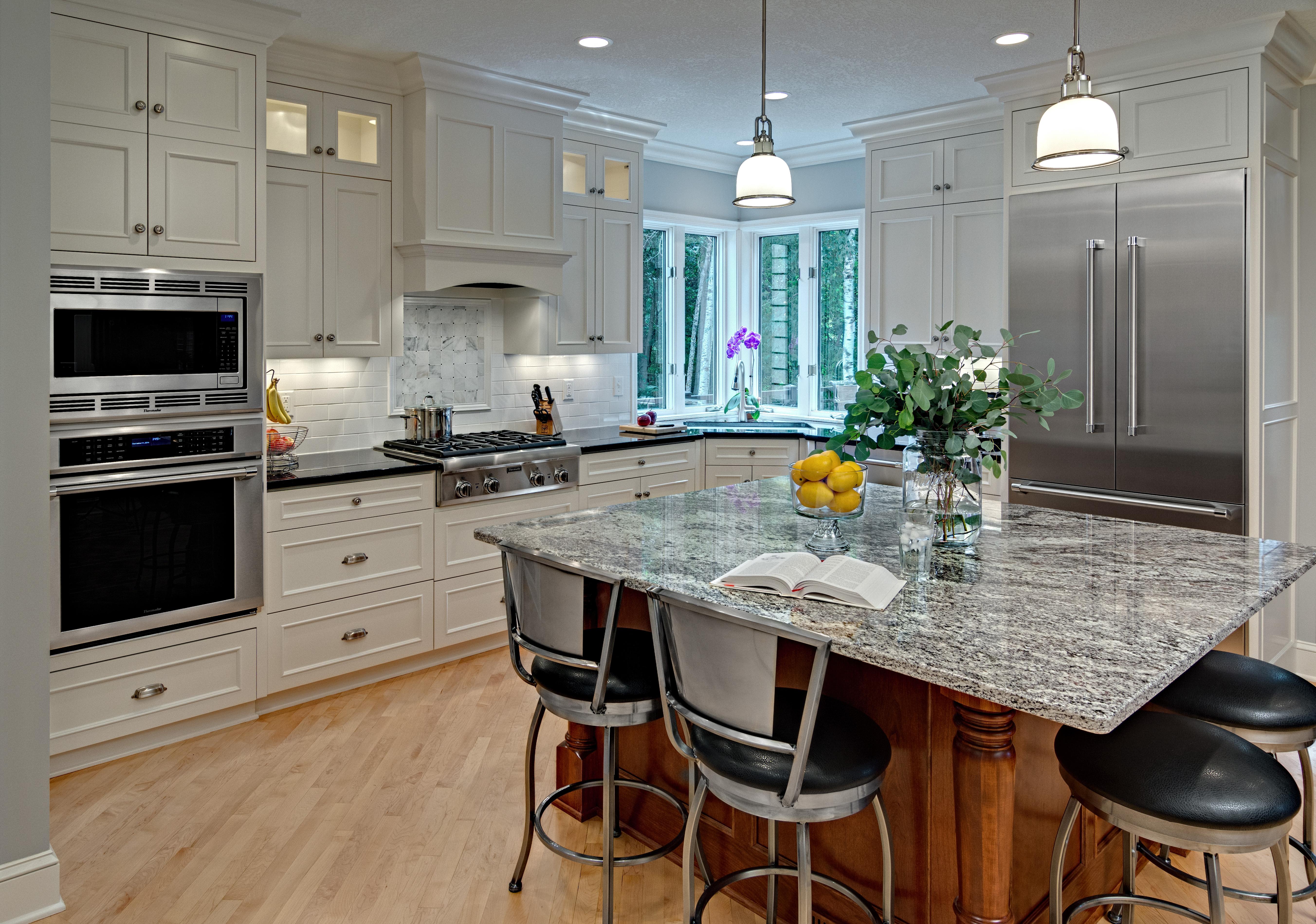 kitchens knight construction design inc. Black Bedroom Furniture Sets. Home Design Ideas