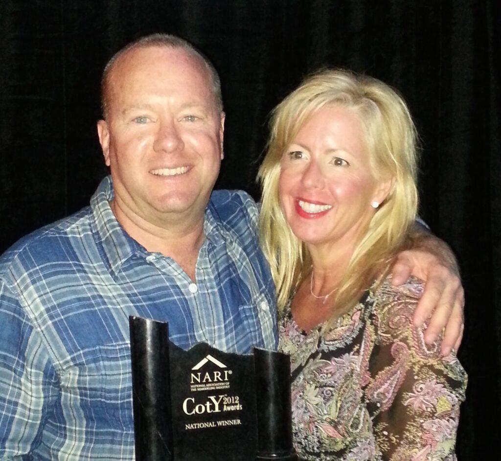 Gary and Kelley Knight photo