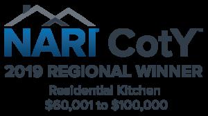 NARI 2019 Awards_Res Kitchen $60k-100k_Regional Winner_Color