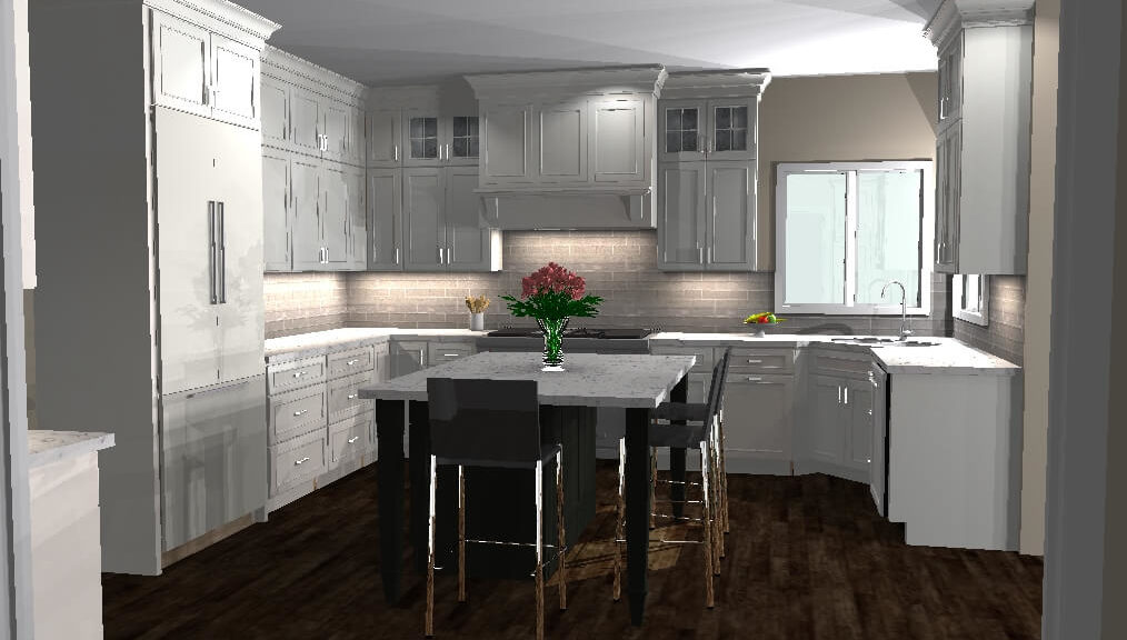 2019 Fall Remodelers Showcase Rendering Knight Construction and Remodeling